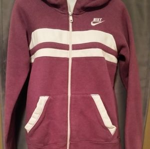 Nike hooded jacket